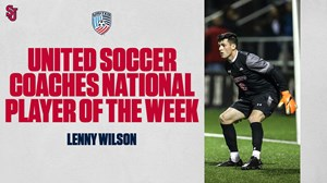 Lenny Wilson National Player of the Week