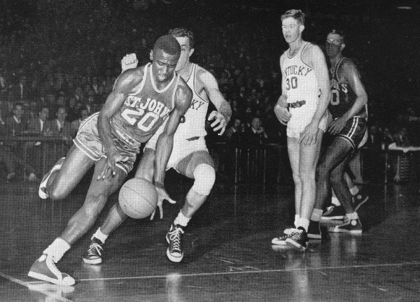 St. John's to Honor Basketball Great Solly Walker on Saturday - St ...