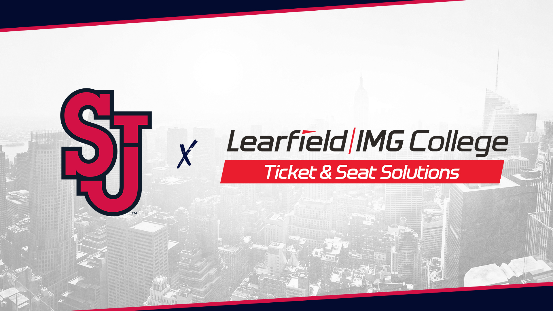 St  John's Athletics To Align with Learfield IMG College